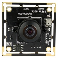 720P HD OV9712 H 264 Free Driver 170degree Fisheye Lens Wide Angle Mini Cmos Usb Camera