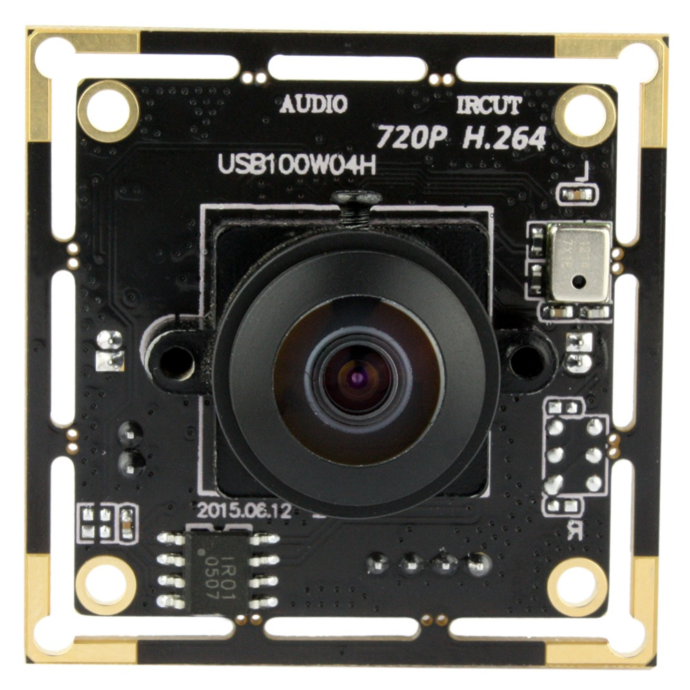 720P  HD OV9712 H.264 free driver 170degree fisheye lens wide angle mini cmos usb camera module with mic microphone720P  HD OV9712 H.264 free driver 170degree fisheye lens wide angle mini cmos usb camera module with mic microphone