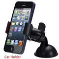 Universal Stand Car Holder Universa  Car Windshield Mount Holder phone car holder  For iPhone 5S 5C 5G 4S MP3 iPod GPS Samsung