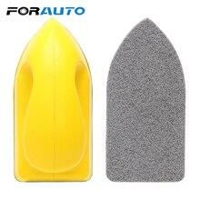 FORAUTO Für Auto Sitz Detaillierung Pinsel Auto Pflege Auto Wasch Werkzeug Auto Bürsten Innen Reinigung Zubehör Kunststoff Griff