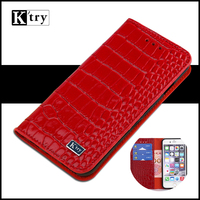 K Try For Leagoo M8 Case High Quality Luxury Real Genuine Leather Case Cover For Leagoo