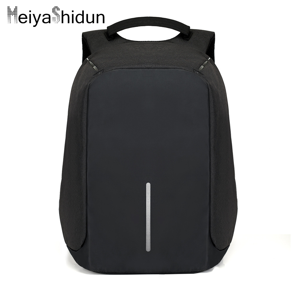 Men Backpack anti thief Women Multifunction USB Laptop Backpacks Male Mochila schoolbag School Bags For Teenage girls travel bag