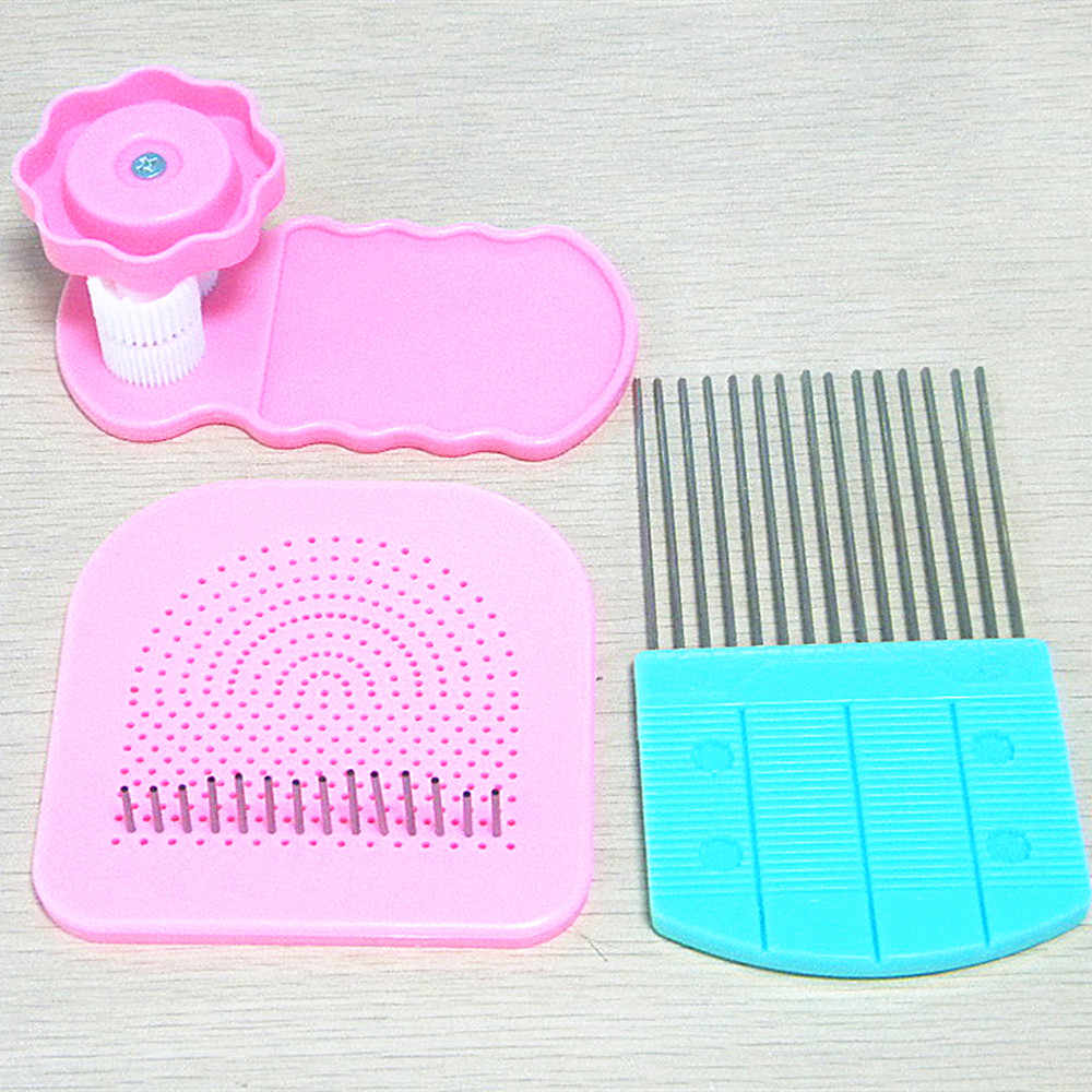 WYSE スタータークイリングペーパー圧延ペン針ピンセット 3 ミリメートル/5 ミリメートル紙クイリングキットクラフト用品について手作り DIY 装飾