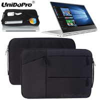 Unidopro Multifunctional Sleeve Briefcase Hangbag Case For Lenovo Flex 4 15 6 2 In 1 Laptop