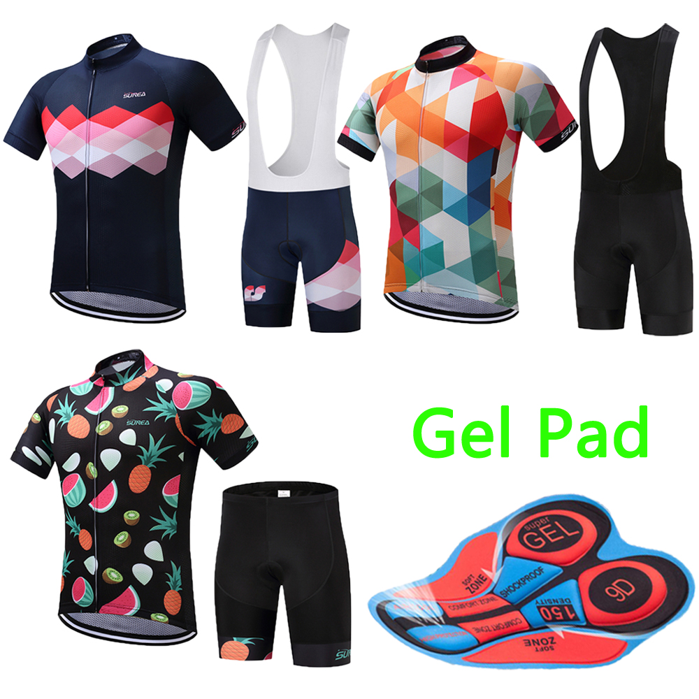 Cycling Jerseys Cheap Sale Summer Short Sleeve Cycling Jersey 2019 Quality Road Bike Cycling Shirt New Style Pro Team Gobik Bike Clothing Mtb Riding Wear Beneficial To The Sperm Back To Search Resultssports & Entertainment