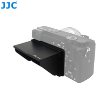 JJC LCH-A6 LCD Hood Professional LCD Screen Pop-up Hood Protector Cover CaseFor SonyA6500, A6300,A6000 Cameras цена