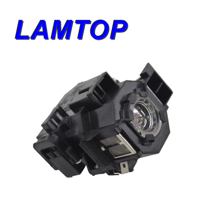 Lamtop  Replacement  projector Lamp ELPLP41 with Housing for  Projectors EB-X5 EB-S5 free shipping