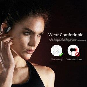 Image 5 - Xedain防水ワイヤレスヘッドホンステレオbluetoothヘッドフォンで耳のbluetoothイヤホンMP3プレーヤーiphonexためmicphone