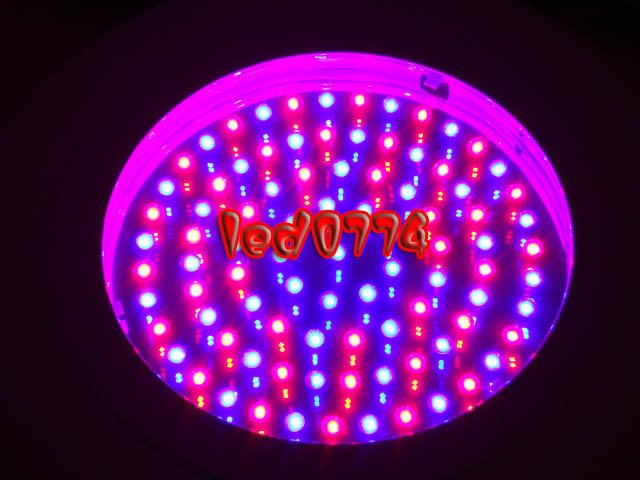 купить LED grow light New 90W LED UFO Red 630NM 460NM 1:1 Plant Hydroponic Lamp Grow Lights недорого