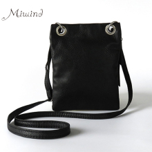 Small Women's Bag Crossbody Leather Female Rivet Over Shoulder Tassel Vintage Mini Purse Handbags Bolsas Black Sling Ladies 2017