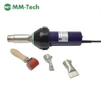 SWT NS1600A 1600W Electric Hot Air Gun heat glue Gun 220/230V Hot Air Torch Plastic Welding Gun Welder