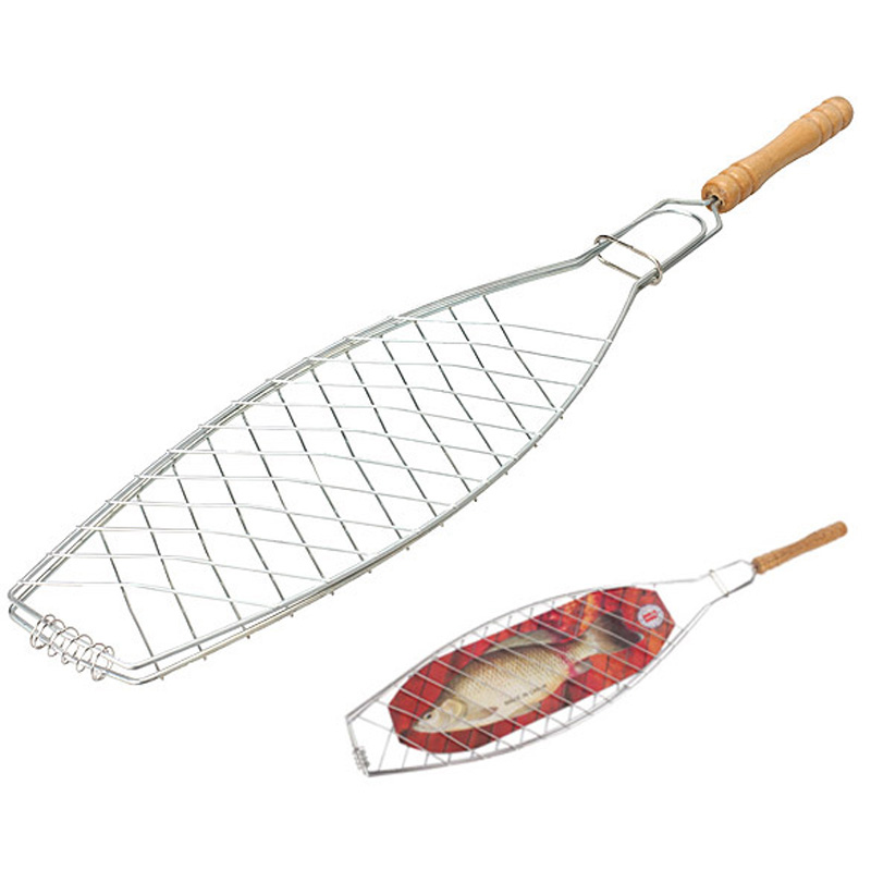 Online get cheap bbq fish basket alibaba for Bbq fish grill