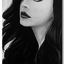 35c9edac7d88b Custom Canvas Wall Decals Lana Del Rey Sketch Poster Lana Del Rey Wall  Paintings Sticker Mural