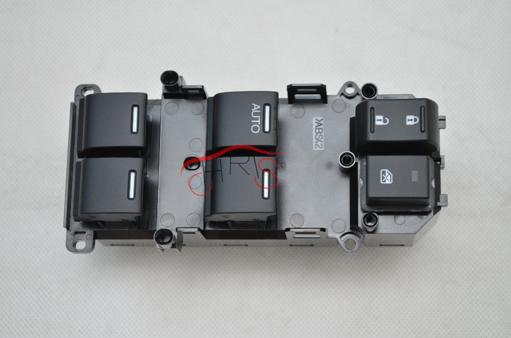35750-TB0-H01 35750TB0H01 Auto Window Power Master Control Switch  for Accord 2008  cay styling цена и фото