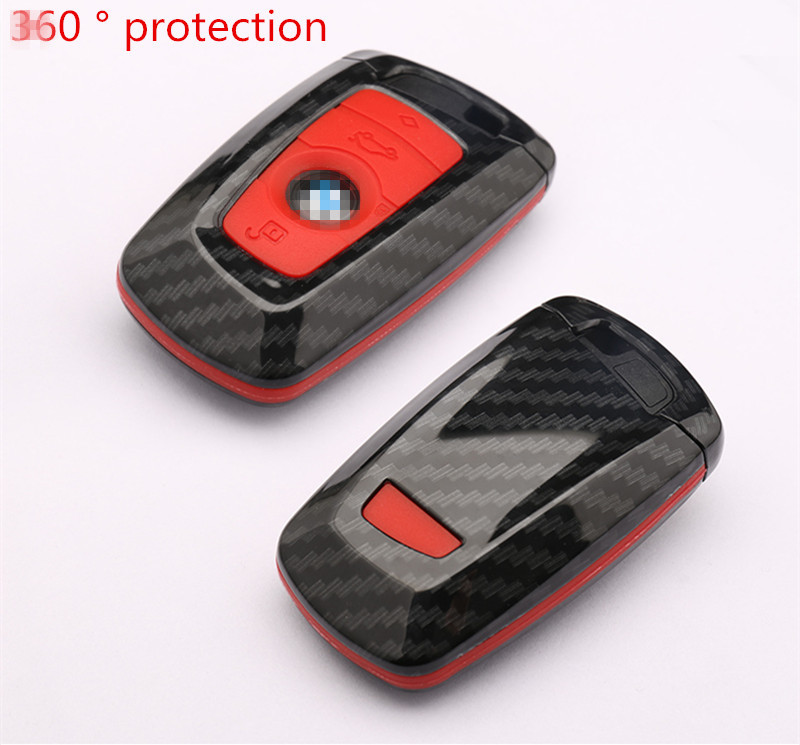 Car Remote Key Shell Replacement Upgraded Key Case for F07 F10 F11 F20 F25 F26 F30 X3 X4 car styling
