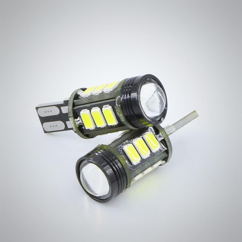 1x T15 W16W Untuk CREE Chip + SAMSUNG chip LED Reverse Backup Light - Lampu mobil - Foto 3