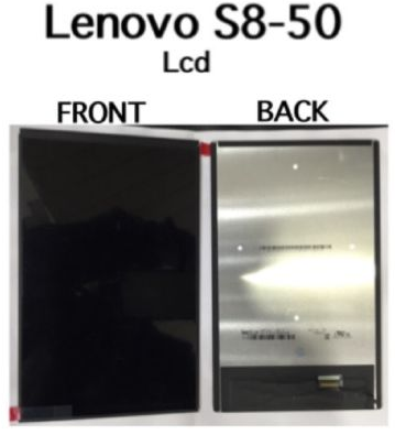 LCD Display Screen For 8 Lenovo Tab S8-50L S8-50LC S8-50F S8-50