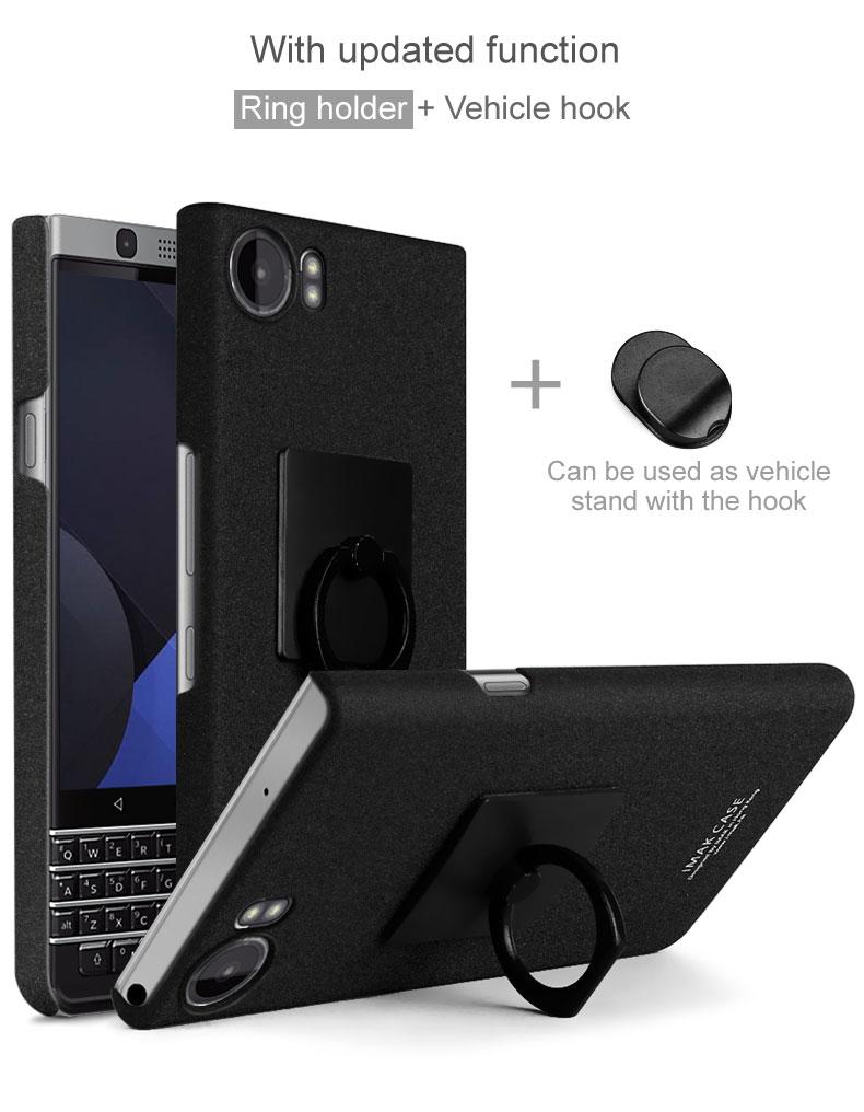 IMAK Cowboy case for Blackberry keyone Blackberry Mercury DTEK70