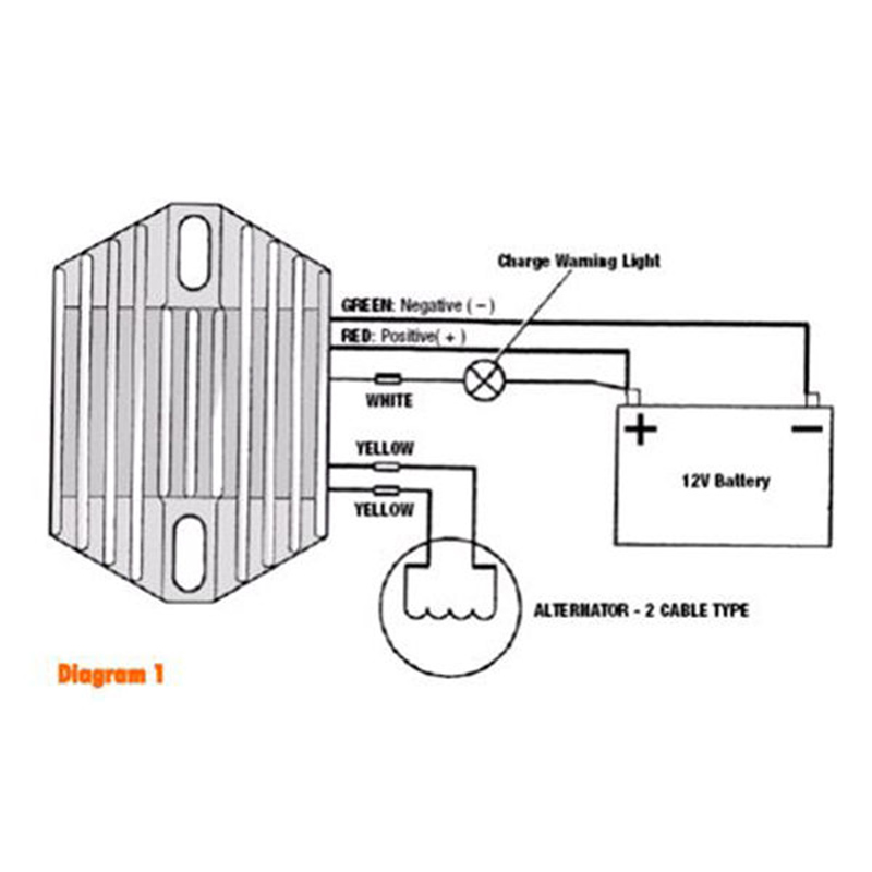 Motorcycle 12v Voltage Regulator Rectifier For Ducati 748 Montjuich 916 Sb Biposto 851 904 944 St2: Ducati St2 Wiring Diagram At Jornalmilenio.com