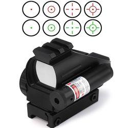 Czarny optyka myśliwska holograficzny czerwony zielony Dot Reflex luneta przełącznik zdalny w Elementy mocujące i akcesoria do mikroskopu od Sport i rozrywka na