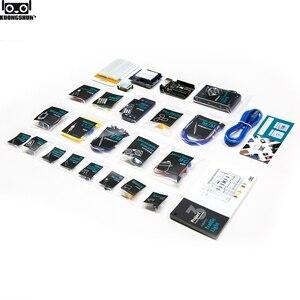 Image 2 - KUONGSHUN UNO R3 Starter KitสำหรับArduino UNO R3โครงการของขวัญกล่องและคู่มือผู้ใช้