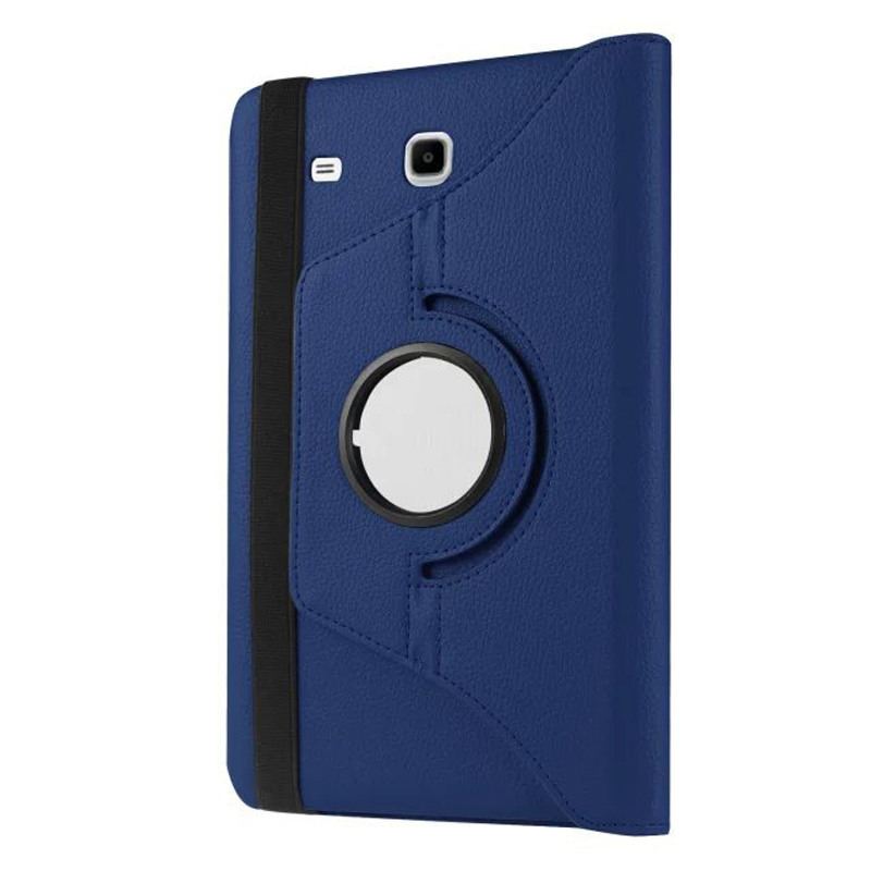 Samsung  Tab E 9.6inch T560 T561 Case Cover For Samsung Tab E 9.6 SM-T560 Tablet 360 Degree Rotating PU Leather Flip Case Cover
