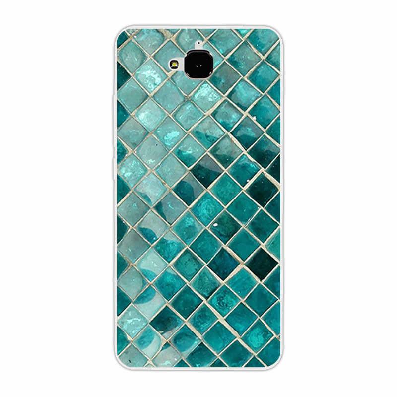 Étui pour Huawei Honor 4C Pro TIT-AL00 Y6 Pro TIT-L01 profiter de 5 Honor Holly 2 Plus housse de lever du soleil pour Huawei Honor Play 5X