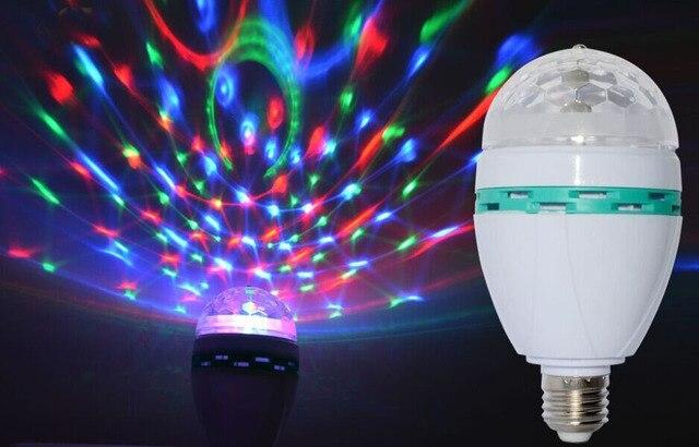 Yalinge rgb led lamps ac v w e e led colors bulbs