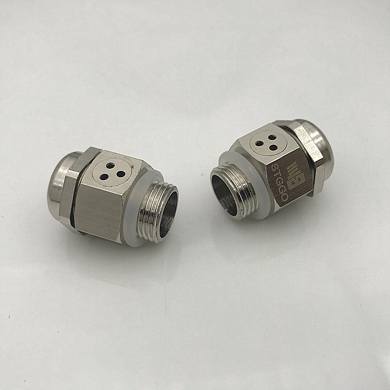 IP68 Stggo M12x1.0 metal ventilation cable gland with vent Air Breather PLUG for Steam Cleaners(China)