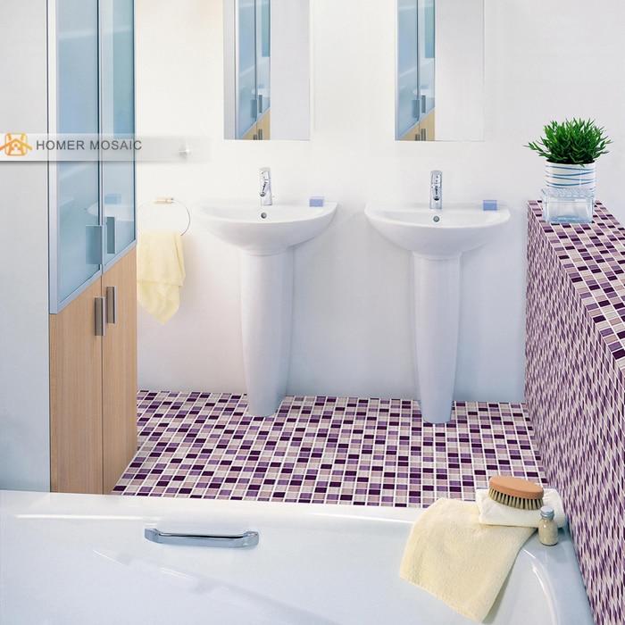 Charmant Lila Farbe Kristall Glas Mosaik, Glas Fliesen Für Küche Back, Bad Wand  Fliesen Und Boden Fliesen In Mosaik In  Lila Farbe Kristall Glas Mosaik,  Glas Fliesen ...