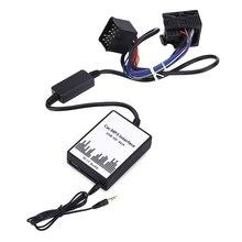 Samochód MP3 Interfejs USB/SD Danych Kabel Audio Cyfrowe Zmieniarka CD dla BMW 1
