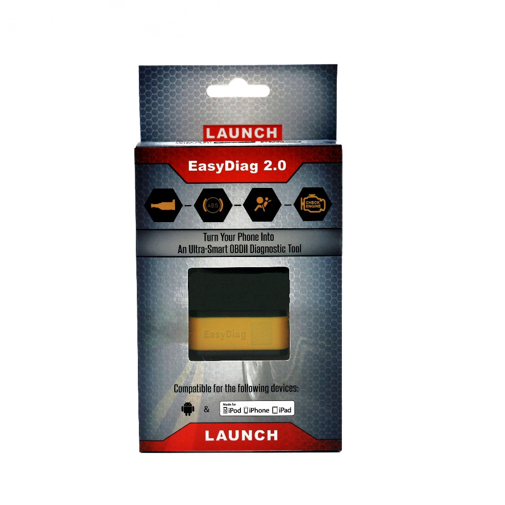 100 Original Launch X431 EasyDiag 2 0 Auto font b Code b font Scanner Launch Easy