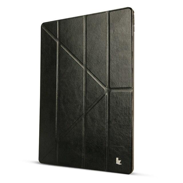 Black Ipad pro cover pu leather 5c649ed9e281a