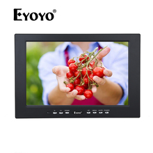 EYOYO HMIPS 10″ inch TFT HD LCD Monitor four:three Video Audio VGA BNC HDMI Enter For CCTV/DVD/DVR/PC/CCD/Digicam 1024*768