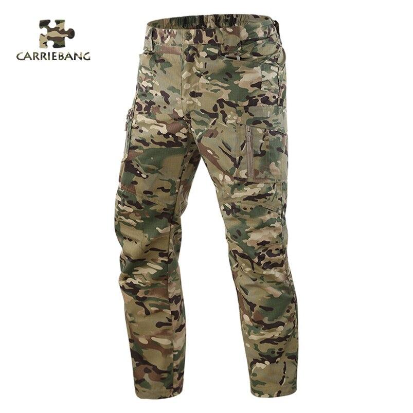 Militare Tattico Airsofts Wehrmacht Uomini Camouflage Pant Tute E Salopette Per Gli Uomini Di Lavoro Esercito Hunter Softair Combattimento Pantaloni In Vendita