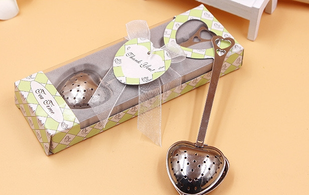 Practical Wedding Gift: New Creative And Practical Gifts Stainless Steel Tea