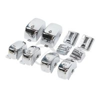 10x Hand Control Switch Housing Buttons Caps For Harley Touring Electra Glide SOFTAIL DYNA FLHT FLHX