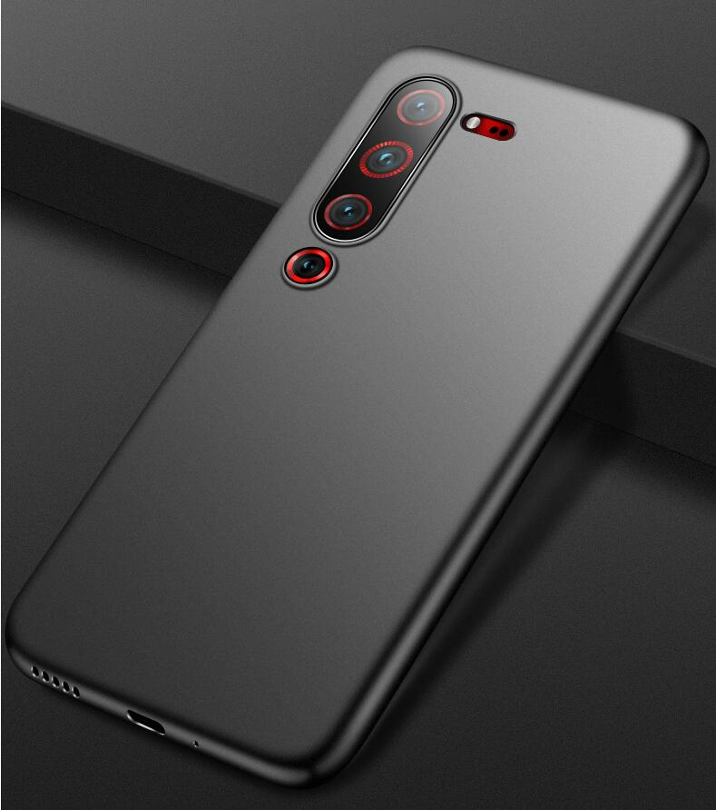 Чехол для Lenovo Z6 Pro, матовый Силиконовый мягкий чехол для телефона Lenovo K5 Pro Z5 Z6pro, полный защитный чехол, чехол