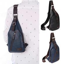 Esbjerg Leather Sling Bag