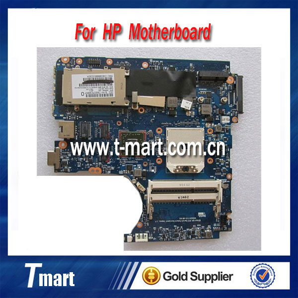 for 4435S 4436S 654489-001 laptop motherboard AMD non-integrated working well and full tested