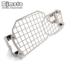 For BMW F650GS F700GS F800GS F800 F650 F700 GS Adventure Stainless Steel Headlight Grill Guard Protector Cover High Quality