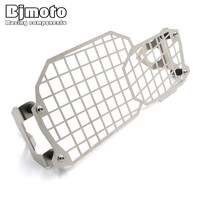 For BMW F650GS F700GS F800GS F800 F650 F700 GS Adventure Stainless Steel Headlight Grill Guard Protector