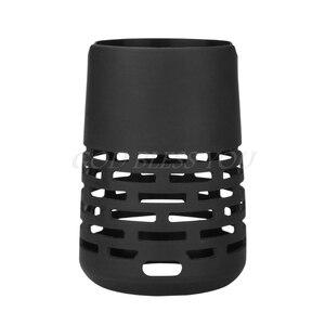 Image 5 - Chất Liệu Silicone Cao Cấp Mang Ốp Lưng Bảo Vệ Giá Đỡ Sling Dành Cho Loa Bose SoundLink Revolve Plus Thả Vận Chuyển