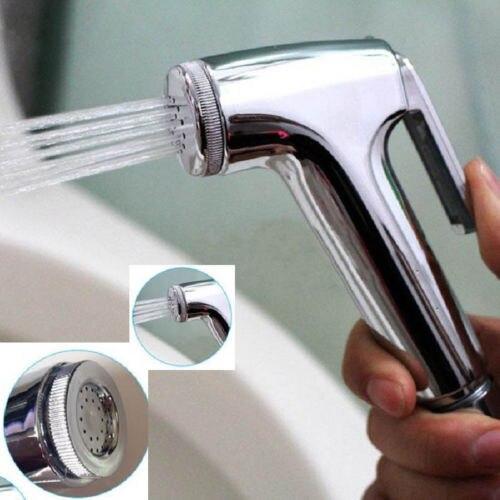 1 sztuk łazienka ręczny Bidet prysznic toaletowy głowica rozpylająca dysza wodna Spray zraszacz akcesoria łazienkowe