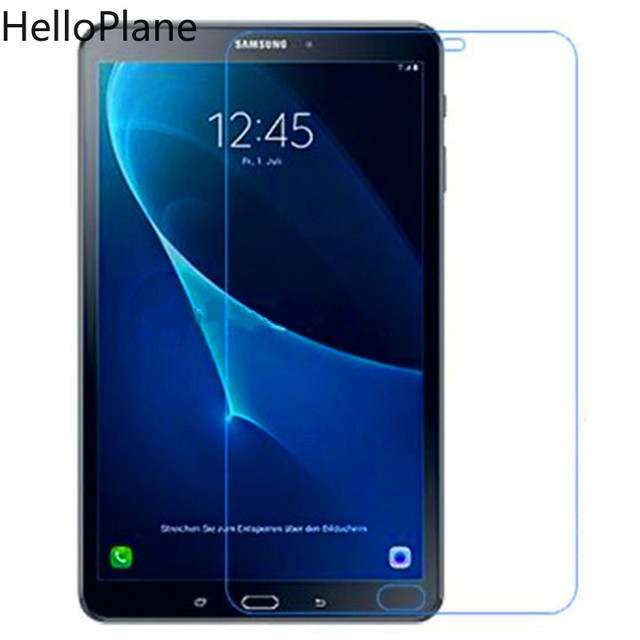 De vidrio templado para Samsung Galaxy Tab A 7,0, 8,0, 9,7, 10,1, 2016 T280 T285 T350 T355 T550 T580 T585 A6 protector de pantalla para tableta P580