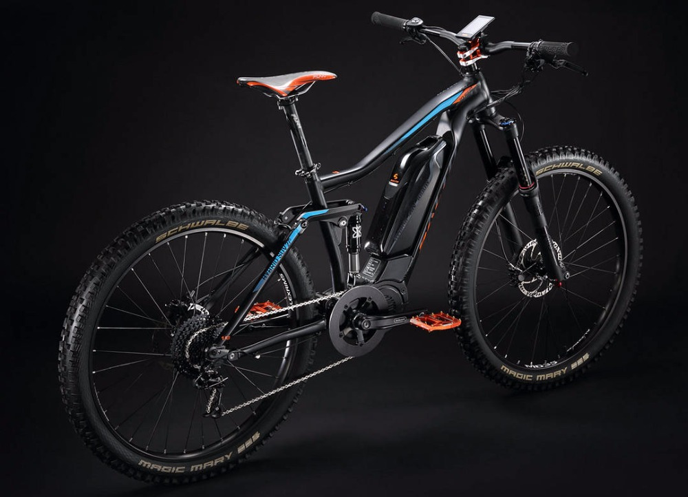 E-BIKE HYBRID SUV 27.5 Suspension Frame Aluminium Alloy  Powered Soft Tail Off-roa  Electric Frames Shock Bicycle Downhill Frame