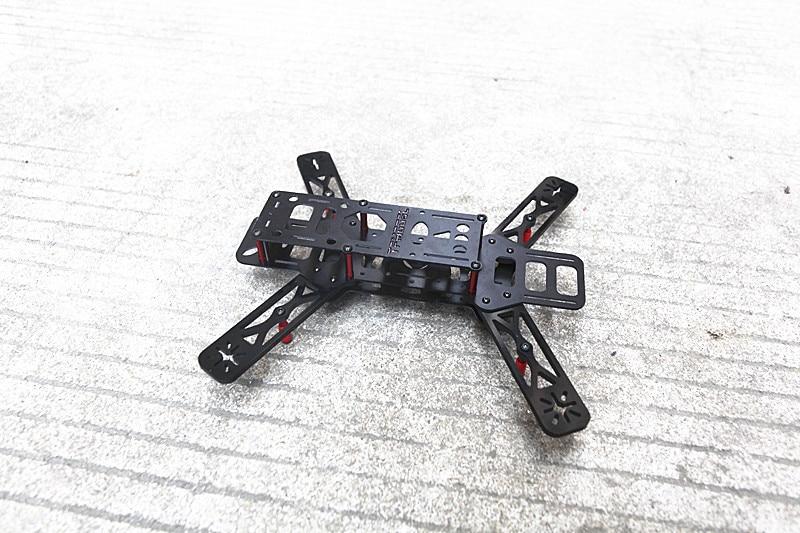 Mini QAV250 QAV 4 Axis 250/280mm Fiber CCD Camera FPV Quadcopter Frame Kit