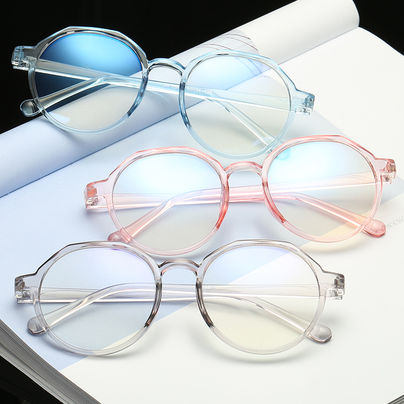 5ac5270e8b9 Detail Feedback Questions about High Quality TR Frame Fashion Glasses Women  Eyeglasses frame Vintage Round Clear Lens Glasses on Aliexpress.com