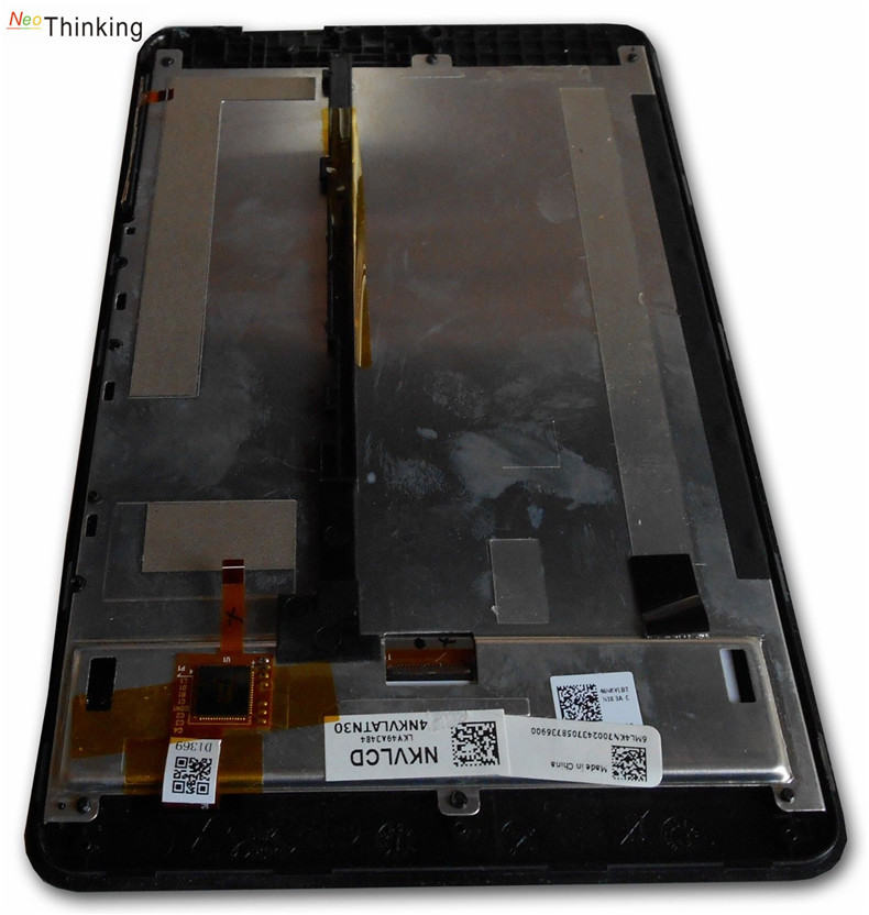 цена на NeoThinking LCD Screen Assembly For Acer Iconia One 7 B1-730HD B1-730 B1 730HD 730 Touch Screen Digitizer Assembly free shipping