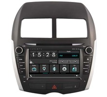Coches Reproductor de dvd para MITSUBIHI ASX PEUGEOT 4008 CITROEN C4/1080 P/DVR/3G/WIFI/TPMS/GPS/RADIO/bluetooth/navegación/mapa libre de la cámara